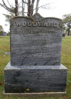 Adelia Helen Delia <i>Johnson</i> Woodward