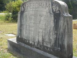 Mary Jane <i>McCrary</i> Needham