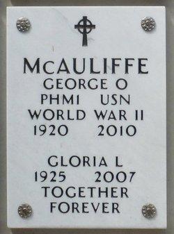 George Owen McAuliffe