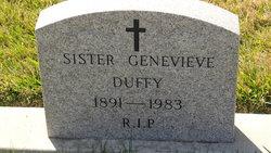 Sr Genevieve Duffy
