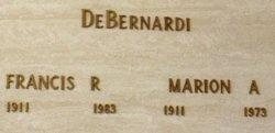 Marion A. DeBernardi
