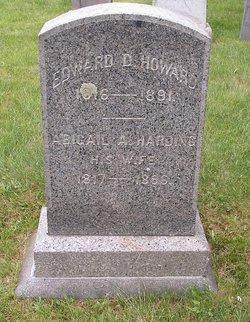 Abigail A. <i>Harding</i> Howard