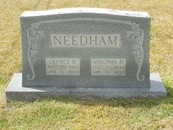Virginia D. Jennie Needham