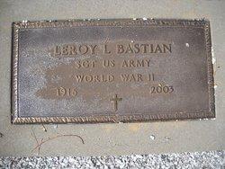 Leroy Bastian