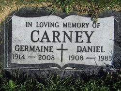 Germaine Cecile <i>Garand</i> Carney