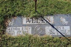 Glenda Etoy <i>Persinger</i> Allen