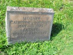 Catherine <i>Hays</i> Barnhart