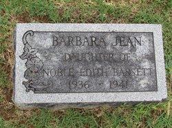 Barbara Jean Bassett