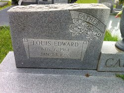 Louis Edward Carver