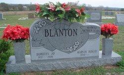 Marvin Roscoe Blanton