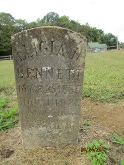 Eligia H. Bennett