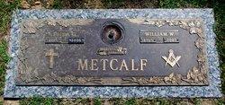 William Walter Bill Metcalf, Sr
