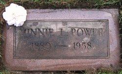 Minnie L. <i>Herrick</i> Power