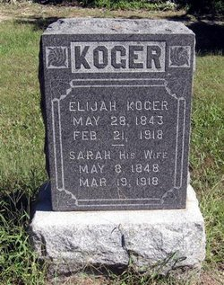 Elijah Koger