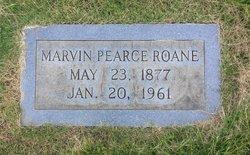 Marvin Pearce Roane