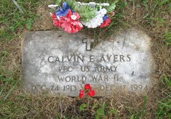 Calvin E. Ayers