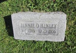 Jennie O Henley