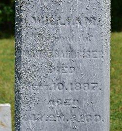 William Barnhizer