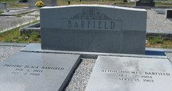 Pauline <i>Black</i> Barfield