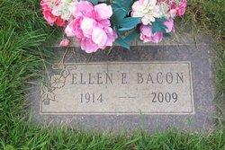 Ellen E. <i>Christianson</i> Bacon