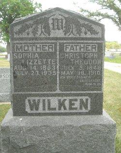 Sophia L. Wilken