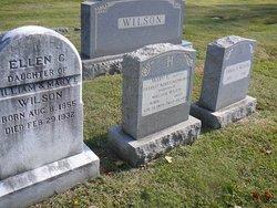 Mary E <i>Wilson</i> Hollingsworth