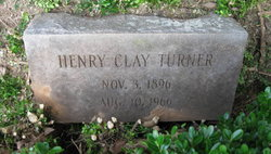 Henry Clay Turner