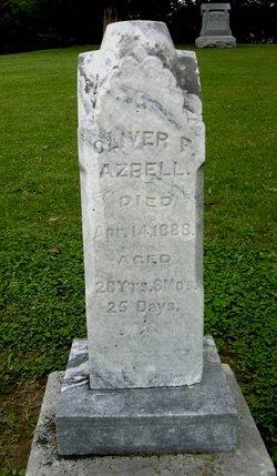 Oliver F Azbell