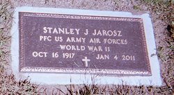 Stanley J Jarosz