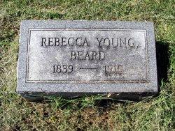 Rebecca <i>Young</i> Beard