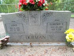 Florence Virginia <i>Sumner</i> Dorman