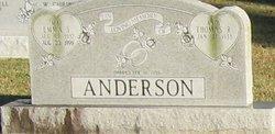 Emma Mae <i>Scarborough</i> Anderson