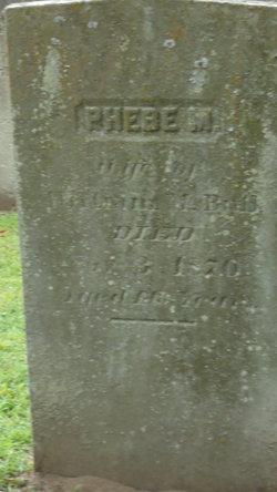 Phebe M. Bull