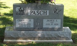 Charles Edward Charley Pasch