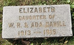 Elizabeth Ann Cahill
