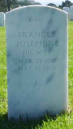 Frances Josephine Baxley