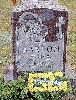 Angus W Barton