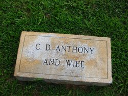 Mary D <i>Mayhew</i> Anthony