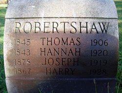 Hannah Robertshaw