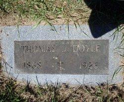 Thomas J Doyle