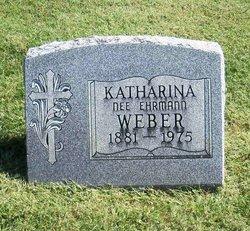 Katharina <i>Ehrmann</i> Weber