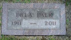 Lola <i>Harrison</i> Falk