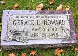 Gerald L Howard
