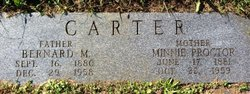 Bernard Carter