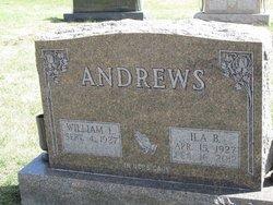 Ila Bernice <i>Evans</i> Andrews