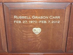 Russell Grason Carr