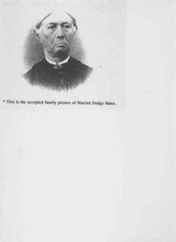 Harriet <i>Dodge</i> Bates