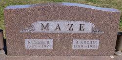 Jesse Archibald Arch Maze