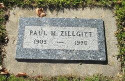 Paul M. Zillgitt