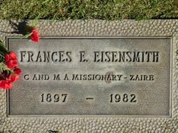 Frances Ernestine Eisensmith